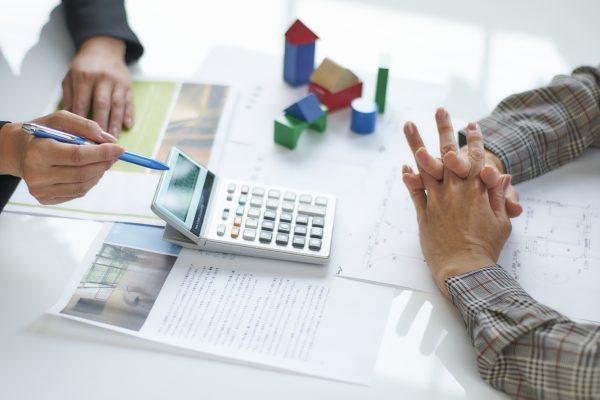 重要事項説明と契約書の確認