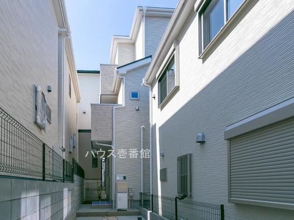さいたま市第1緑区原山 全4棟 1号棟【E-0384516】