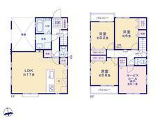 さいたま市 緑区原山4丁目 全1棟 1号棟【E-0469157】のサムネイル