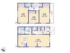さいたま市緑区大門 第14 全9棟 8号棟【E-0468503】のサムネイル