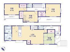 さいたま市緑区中尾第18期4棟  2号棟【B-0463029】のサムネイル