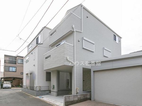 さいたま市緑区原山3丁目  全3棟 1号棟【E-0462563】