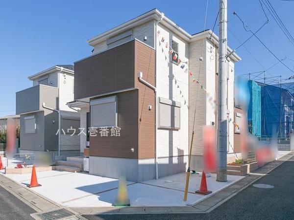 さいたま市第3緑区道祖土 全5棟 2号棟【E-0417274】