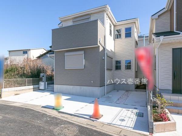 さいたま市第3緑区道祖土 全5棟 1号棟【E-0417273】