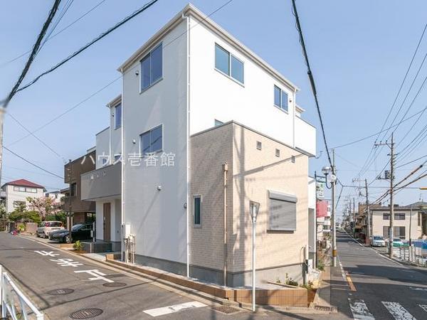 さいたま市緑区原山4期 全2棟 2号棟【E-0451323】