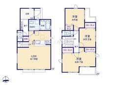 さいたま市三室13期2棟  2号棟【D-0464396】のサムネイル