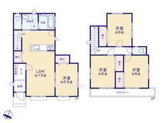 さいたま市緑区代山全4棟 B号棟【D-0472333】のサムネイル