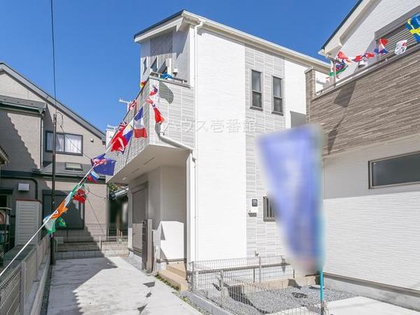 さいたま市緑区三室 全2棟 2号棟【E-0443168】
