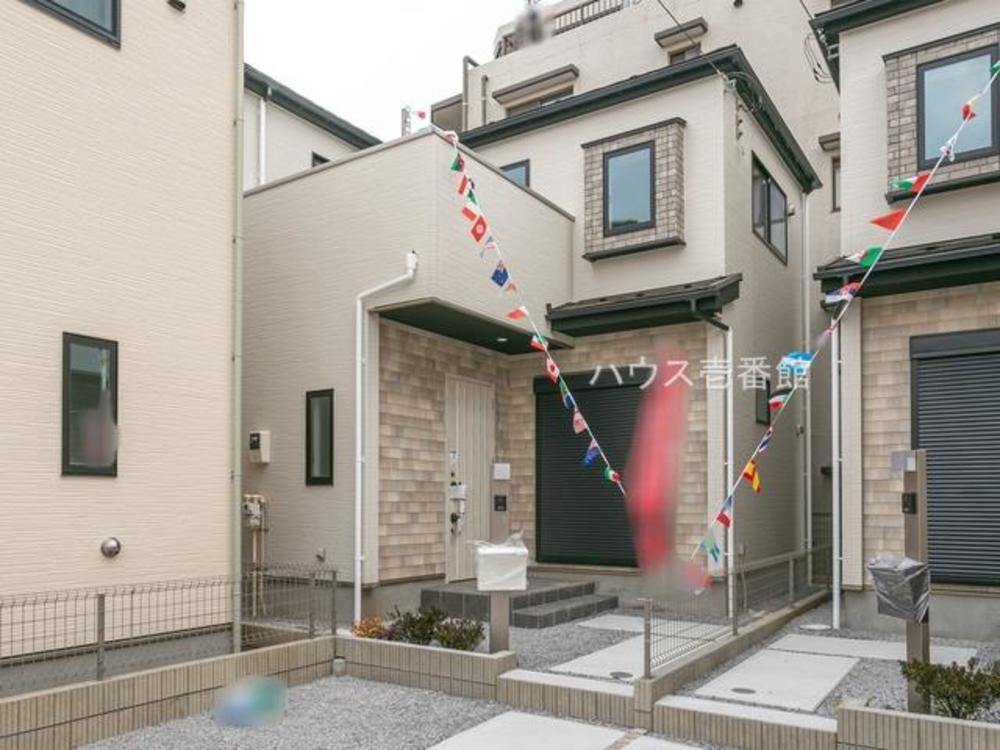 川口市戸塚東3期 全4棟 1号棟 【E-0453311】のサムネイル