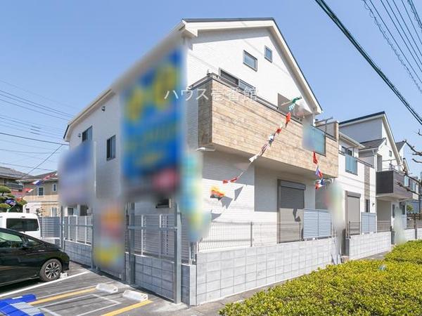 川口市戸塚鋏町(8-1)全6棟 2号棟  【E-0447148】