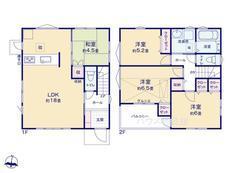 さいたま市緑区宮本第3期3棟 3号棟【B-0475133】のサムネイル