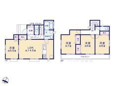 さいたま市緑区代山全4棟 A号棟【E-0472332】のサムネイル