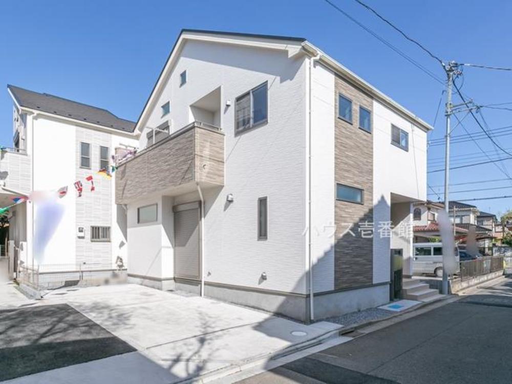 さいたま市緑区三室 全2棟 1号棟【E-0443167】のサムネイル