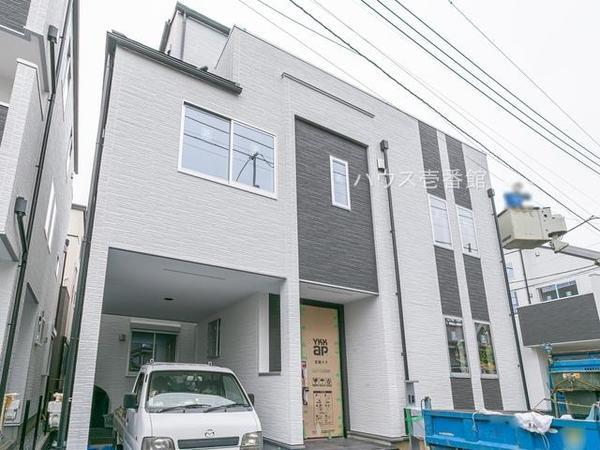 さいたま市 緑区原山4丁目 全4棟 3号棟【E-0469151】