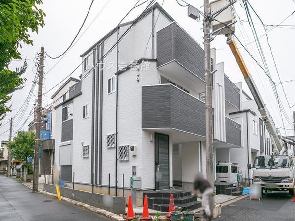 さいたま市 緑区原山4丁目 全4棟 1号棟【E-0469149】