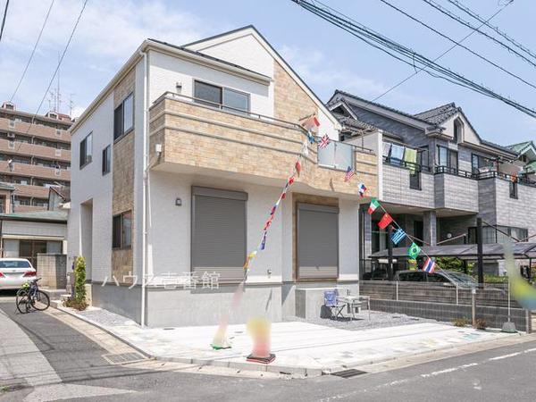 川口市戸塚東4丁目 全1棟 1号棟【E-0453286】