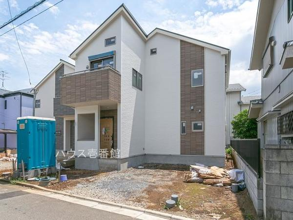 さいたま市緑区三室 全2棟 1号棟【D-0466989】