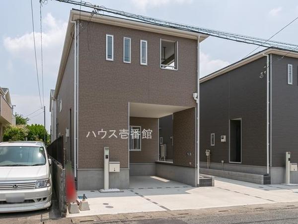 【新築戸建て】川口市柳崎2丁目 全4棟 1号棟 E-0476551