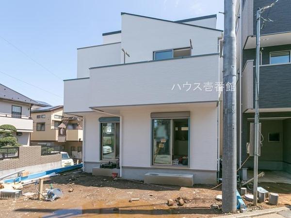 さいたま市緑区太田窪第9期 全2棟 1号棟【D-0482953】