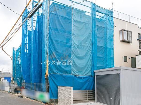 さいたま市緑区太田窪第9期 全2棟 2号棟【C-0482954】