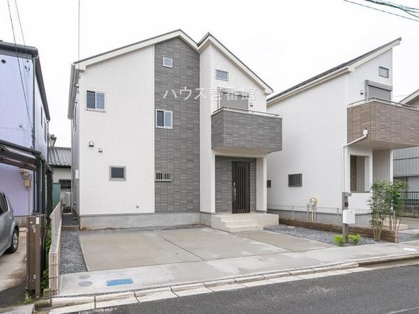 さいたま市緑区三室 全2棟 2号棟【E-0466990】