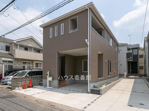 川口市柳崎 第8 全4棟 1号棟 【E-0476551】