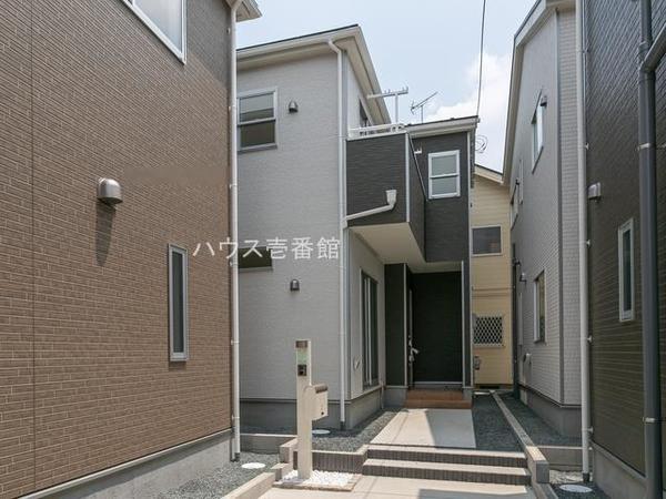 川口市柳崎 第8 全4棟 2号棟 【E-0476552】