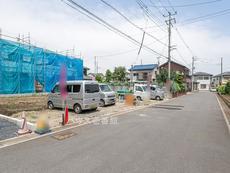 川口市戸塚南 2期 全4棟 3号棟【B-0471251】のサムネイル