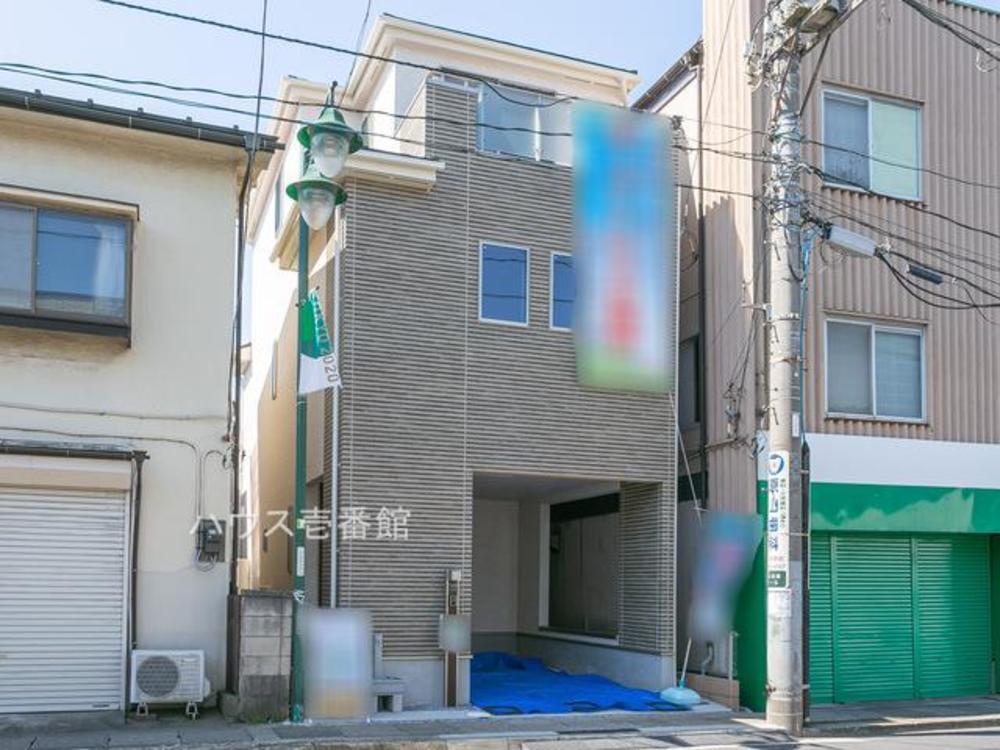 さいたま市緑区太田窪1丁目 全1棟 1号棟【E-0456793】のサムネイル