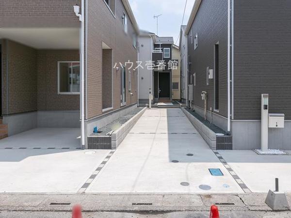 【新築戸建て】川口市柳崎2丁目 全4棟 2号棟 E-0476552