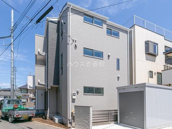 さいたま市緑区太田窪第9期 全2棟 2号棟【D-0482954】