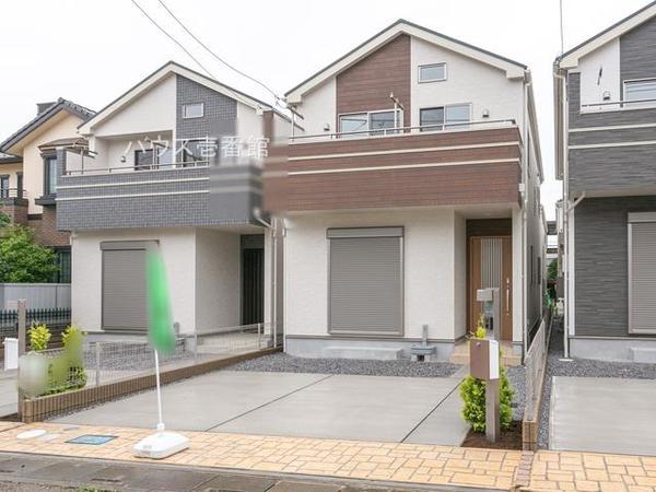 さいたま市緑区大門 全8棟 7号棟【E-0483805】