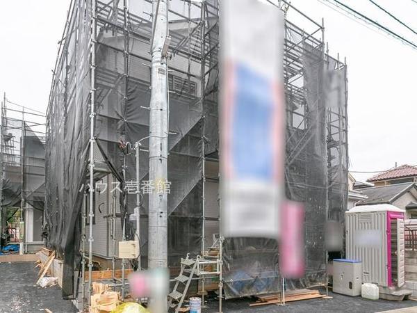川口市赤山 第3  全2棟 1号棟【C-0479200】