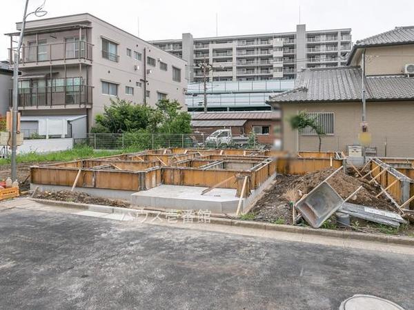 川口上青木西第1期 全4棟 C号棟【B-0472989】