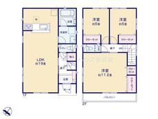 さいたま市緑区松木3丁目 全8棟 5号棟 【A-0495250】のサムネイル