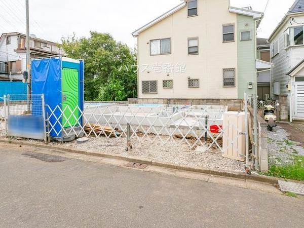 さいたま市緑区大字中尾 全2棟 2号棟【A-0491469】