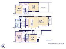 さいたま市緑区東浦和3丁目 全3棟 A号棟【E-0478497】のサムネイル