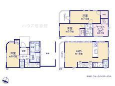 さいたま市緑区太田窪1丁目 全6棟 3号棟【C-0497442】のサムネイル