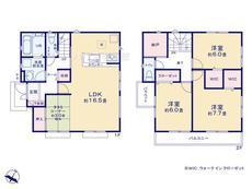 さいたま市緑区三室 全7棟 4号棟【A-0438110】のサムネイル