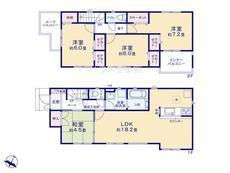 さいたま市緑区三室 全7棟 5号棟【A-0438111】のサムネイル
