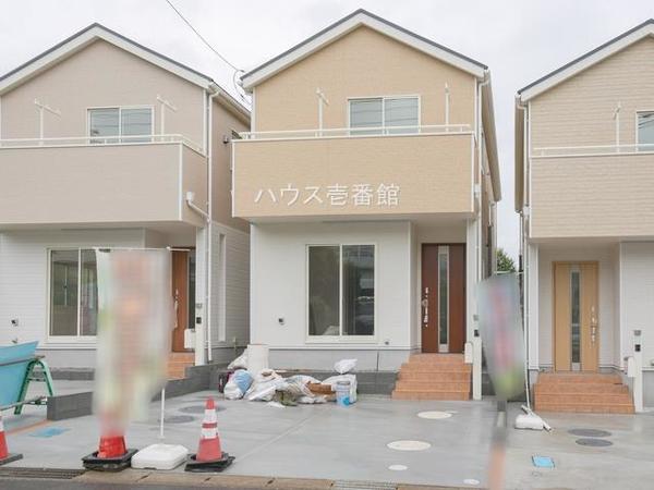 川口市赤芝新田 第1 全3棟 2号棟 【E-0487820】