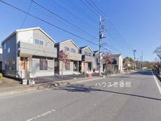 さいたま市緑区松木3丁目 全8棟 5号棟 【E-0495250】のサムネイル