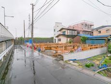 川口市南鳩ヶ谷第24期  全5棟 4号棟【B-0501352】のサムネイル