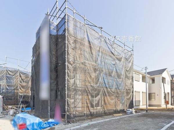 さいたま市緑区美園1丁目 全22区画 19号棟【C-0503197】
