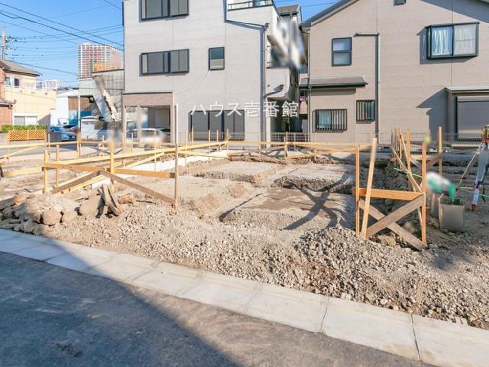 川口市飯塚1丁目2期 全4棟 2号棟【B-0505528】のサムネイル