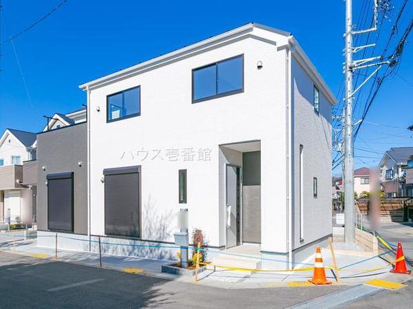 川口市大竹20-1期 全5棟 2号棟【E-0502165】
