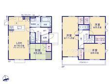 さいたま市緑区三室 全1棟 1号棟【D-0511135】のサムネイル