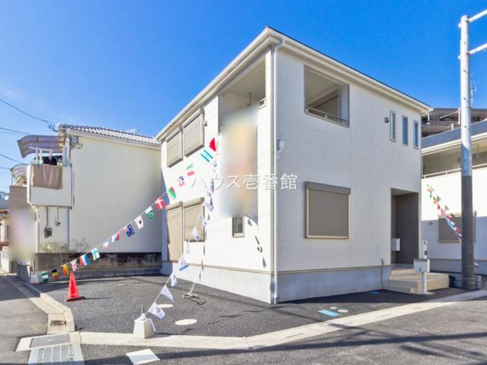 さいたま市緑区山崎1丁目 全6棟 6棟【E-0510455】のサムネイル