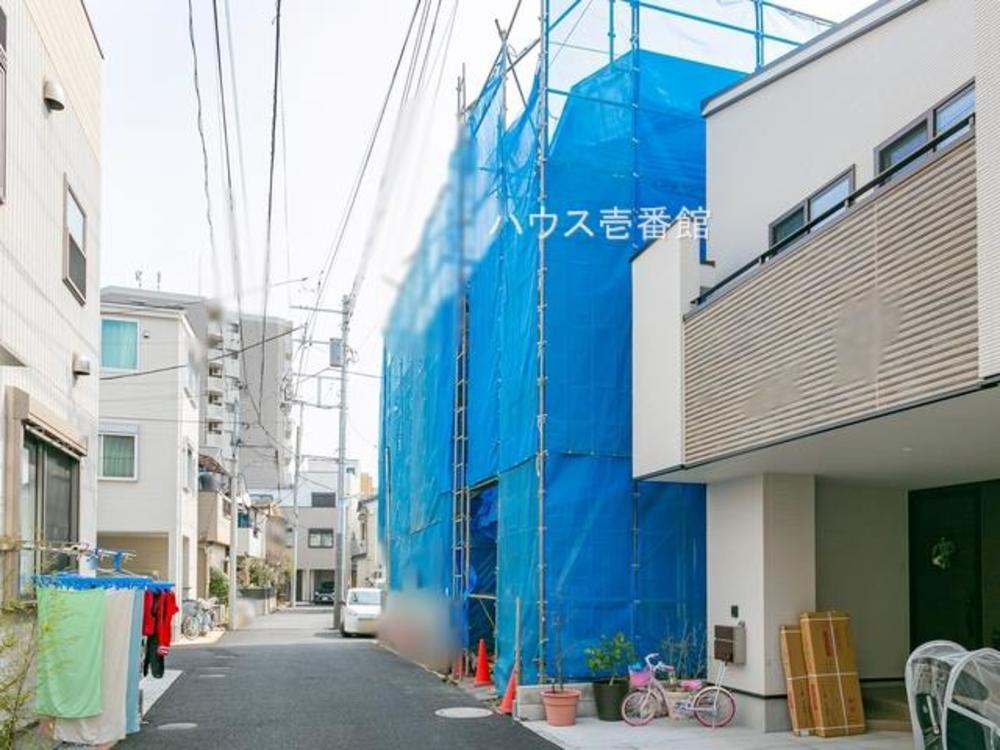 川口市飯塚4期  全5棟 1号棟【C-0516229】のサムネイル