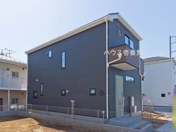 さいたま市緑区松木3丁目 全8棟 6号棟 【D-0523283】